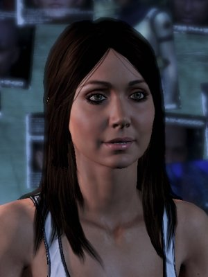 Mass Effect 3, Diana Allers